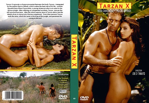 Тарзан Х / Tarzan X / Rocco Il Selvaggio (1994)