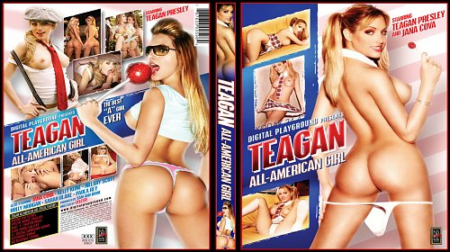Teagan all american girl