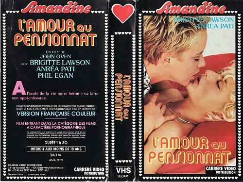 Любовь в школе / L'Amour au pensionnat (1981)