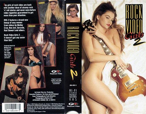 ROCK VIDEO GIRLS 2 (1992)