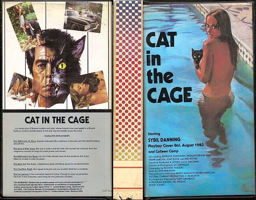 Cat in the Cage (1978)