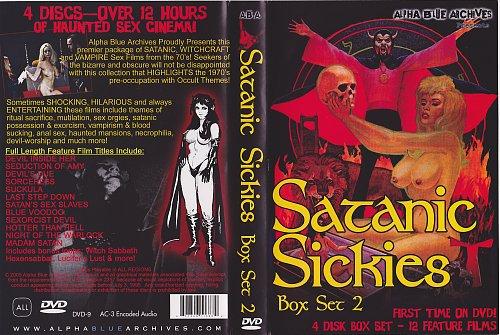Satanic Sickies Box Set 2