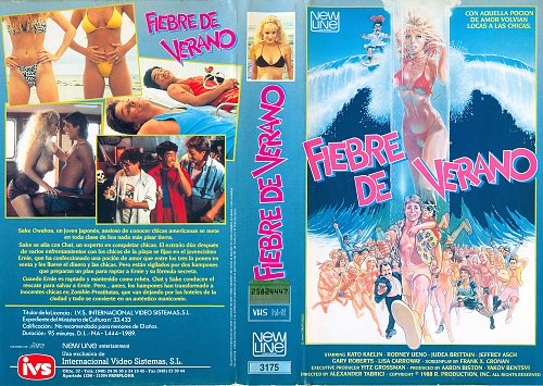 Beach Fever / Пляжная лихорадка (1987)