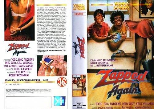 Zapped Again! / Опять всесильный (1990)
