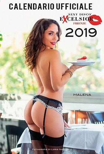 Календарь Sexy Disco Excelsior на 2019 год